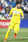CD Leganes' Iago Herrerin during La Liga match. April 5,2017. (ALTERPHOTOS/Acero)