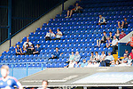 Ipswich Town 1 Blackburn Rovers 1, 18/08/2012. Portman Road, Championship. Blackburn visit Suffolk for their first game back in the Championship. Empty seats in the Cobbold Stand. Photo by Simon Gill.