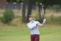 Jaye Marie Green (USA) on the 3rd fairway during Round 3 of the Ricoh Women's British Open at Royal Lytham &amp; St. Annes on Saturday 4th August 2018.<br /> Picture:  Thos Caffrey / Golffile<br /> <br /> All photo usage must carry mandatory copyright credit (&copy; Golffile | Thos Caffrey)
