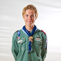 Scout from Norway.