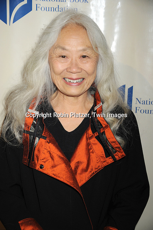 honoree Maxine Hong Kingston..at The 2008 National Book Awards Dinner and Ceremony on November 19, 2008 at Cipriani's Wall Street in New York City. ....Robin Platzer, Twin Images