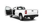 Car images of a 2017 Toyota Tundra 5.7 Auto SR Regular Cab 2 Door Truck Doors
