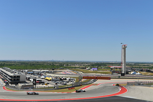 IMSA WeatherTech SportsCar Championship<br /> Advance Auto Parts SportsCar Showdown<br /> Circuit of The Americas, Austin, TX USA<br /> Saturday 6 May 2017<br /> 93, Acura, Acura NSX, GTD, Andy Lally, Katherine Legge<br /> World Copyright: Richard Dole<br /> LAT Images<br /> ref: Digital Image RD_COTA_17382