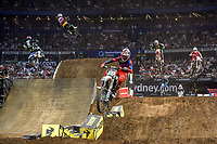 SX 2 / Jy Roberts<br /> 2018 SX Open - Sydney <br /> Australian Supercross Championships<br /> Qudos Bank Area / Sydney Aus<br /> Saturday Nov 10th 2018<br /> &copy; Sport the library/ Jeff Crow / AME