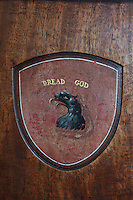 "The Munros' staunch Presbyterian motto, ""Dread God"""