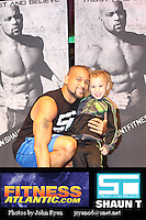 Shaun T  Fitness Atlantic 2014