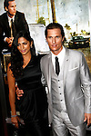 LOS ANGELES - MAR 10:  Matthew McConaughey and Camila Alves arriving at the Premiere of 'The Lincoln Lawyer' held at the Cinerama Dome on March 10, 2011 in  Los Angeles, CA