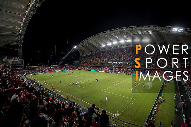 A general view of Hong Kong Stadium prior to the Premier League Asia Trophy match between Liverpool FC and Leicester City FC at Hong Kong Stadium on 22 July 2017, in Hong Kong, China. Photo by Yu Chun Christopher Wong / Power Sport Images