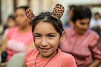 Eventos culturales, durante las festividades del día Jaguar en Alamos Sonora. 5oct2019. <br />  (© Photo: LuisGutierrez / NortePhoto.com)