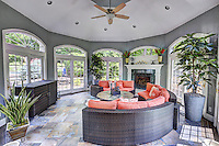 Interiors showcasing the interior design work of MK Designs in Franklin Lakes, NJ,