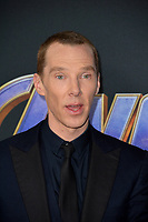 "LOS ANGELES, USA. April 22, 2019: Benedict Cumberbatch at the world premiere of Marvel Studios' ""Avengers: Endgame"".<br /> Picture: Paul Smith/Featureflash"
