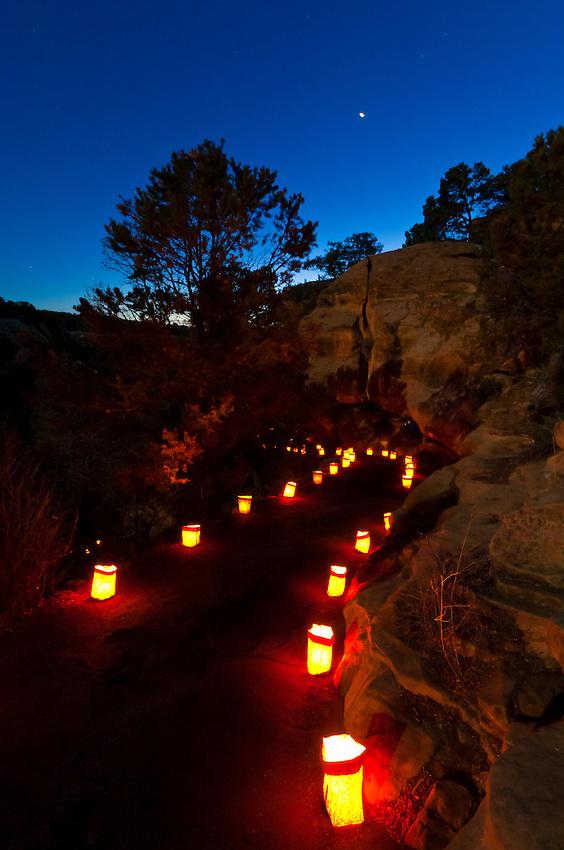 Spruce Tree House, Mesa Verde National Park, Colorado USA