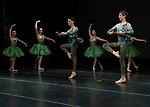 """Thursday Rehearsal of """"Flight To Neverland"""", the 2019 Annual Showcase by the Cary Ballet Conservatory."""