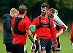 Jake Wright of Sheffield Utd during the training session at the Shirecliffe Training complex, Sheffield. Picture date: June 27th 2017. Pic credit should read: Simon Bellis/Sportimage