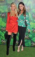 Lottie Moss and Emily Blackwell at the OVO by Cirque du Soleil press night, Royal Albert Hall, Kensington Gore, London, England, UK, on Wednesday 10 January 2018.<br /> CAP/CAN<br /> &copy;CAN/Capital Pictures
