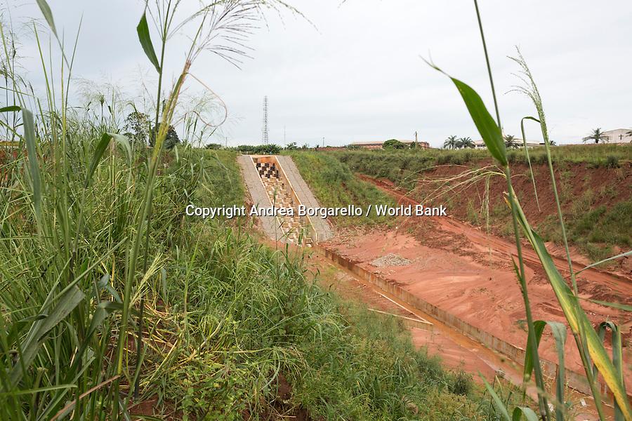 Nigeria, Edo State, NEWMAP Nigeria, Edo State, NEWMAP, World Bank Gully erosion