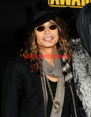 Aerosmith - Steven Tyler  at the 2008 American Music Awards at the Nokia Theatre, Los Angeles on 23rd November 2008.