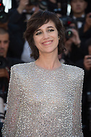Charlotte Gainsbourg at the premiere for &quot;Ismael's Ghosts&quot; at the opening ceremony of the 70th Festival de Cannes, Cannes, France. 17 May 2017<br /> Picture: Paul Smith/Featureflash/SilverHub 0208 004 5359 sales@silverhubmedia.com