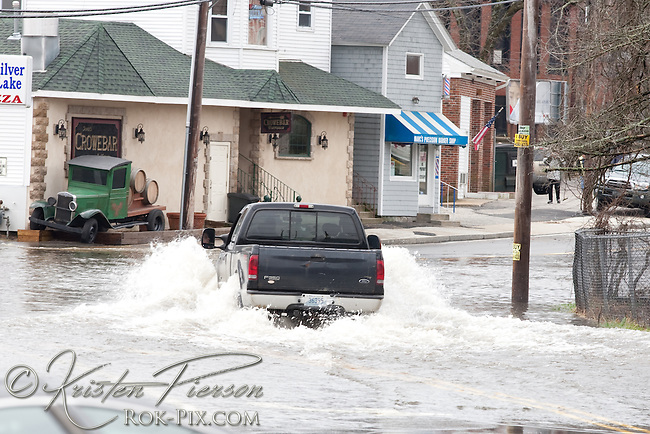 Rhode Island Flood 2010