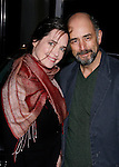 """HOLLYWOOD, CA. - November 09: Actress Sheila Kelley and Actor husband Richard Schiff arrive at the 2008 AFI Film Festival Presents """"Defiance"""" at The ArcLight Cinemas on November 9, 2008 in Hollywood, California."""