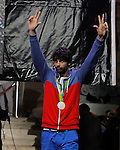 Milos Teodosic Docek sportista ispred skupstine, Rio 2016, Olimpiske igre 23.8.2016.  (credit image & photo: Pedja Milosavljevic / STARSPORT)
