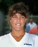 Jennifer Capriati, 1992, Photo By Michael Ferguson/PHOTOlink