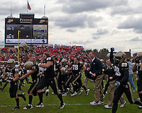 Ohio State Buckeyes vs Purdue Boilermakers 10-17-09