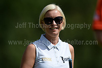 Actress and tv personality Denise Van Outen  during The 2017 Celebrity Cup golf tournament at the Celtic Manor Resort, Newport, South Wales. 1.07.2017 <br /> <br /> <br /> Jeff Thomas Photography -  www.jaypics.photoshelter.com - <br /> e-mail swansea1001@hotmail.co.uk -<br /> Mob: 07837 386244 -