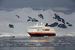 Croisière à bord du NordNorge. Péninsule Antarctique