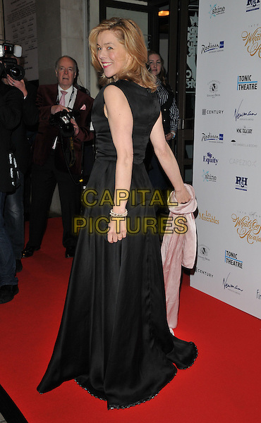 Janie Dee attends the Whatsonstage.com Awards Concert 2016, Prince of Wales Theatre, Coventry Street, London, UK, on Sunday 21 February 2016.<br /> CAP/CAN<br /> &copy;CAN/Capital Pictures