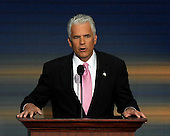 St. Paul, MN - September 4, 2008 -- United States Senator John Ensign (Republican of Nevada) makes remarks on day 4 of the 2008 Republican National Convention at the Xcel Energy Center in St. Paul, Minnesota on Thursday, September 4, 2008..Credit: Ron Sachs / CNP