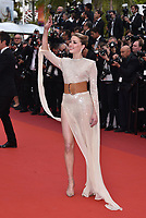 """CANNES, FRANCE - MAY 15: Amber Heard attends the screening of """"Les Miserables"""" during the 72nd annual Cannes Film Festival on May 15, 2019 in Cannes, France.<br /> CAP/PL<br /> ©Phil Loftus/Capital Pictures"""