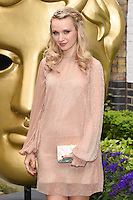 Emily Berrington<br /> arrives for the BAFTA TV Craft Awards 2016 at the Brewery, Barbican, London<br /> <br /> <br /> ©Ash Knotek  D3109 24/04/2016