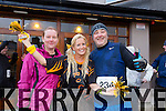 participating in  the  Kerins O'Rahillys 10k Donna O Mahony, Marlyn O Shea, Conner Cusack on sunday