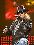 Guns N Roses 2012