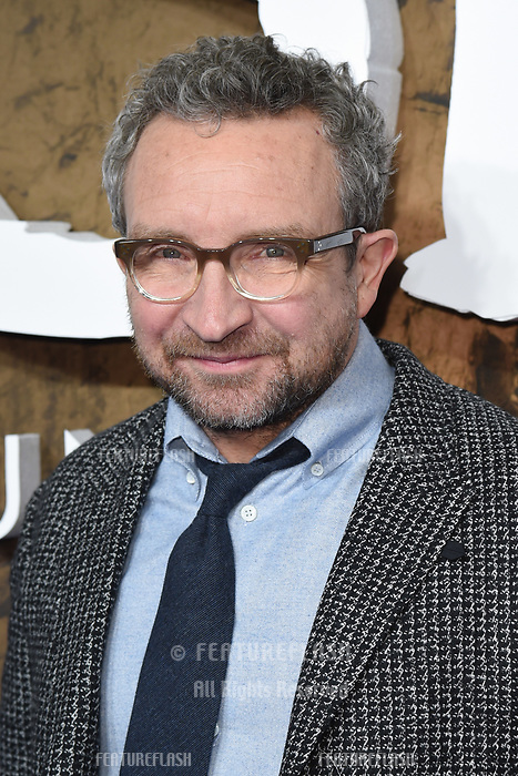 LONDON, UK. December 04, 2018: Eddie Marsan at the&quot;Mowgli: Legend of the Jungle&quot; premiere at the Curzon Mayfair, London.<br /> Picture: Steve Vas/Featureflash