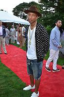 Pharrell Williams at the 2nd annual New Orleans in the Hamptons Benefit gala on July 27, 2012 in Bridgehampton, New York. &copy;&nbsp;mpi96/MediaPunch Inc. *NOrtePhoto.com<br /> <br /> **SOLO*VENTA*EN*MEXICO**<br />  **CREDITO*OBLIGATORIO** *No*Venta*A*Terceros*<br /> *No*Sale*So*third* ***No*Se*Permite*Hacer Archivo***No*Sale*So*third*&Acirc;&copy;Imagenes*con derechos*de*autor&Acirc;&copy;todos*reservados*.
