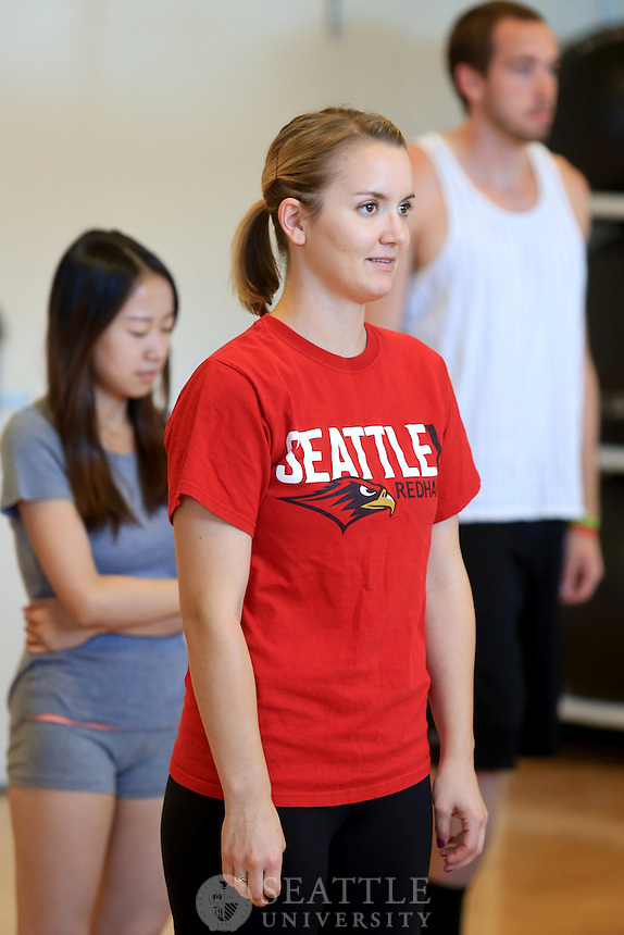 08192014- Seattle University fitness