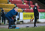 St Johnstone v Inverness Caley Thistle&hellip;09.03.16  SPFL McDiarmid Park, Perth<br />Tommy Wright shouts instructions<br />Picture by Graeme Hart.<br />Copyright Perthshire Picture Agency<br />Tel: 01738 623350  Mobile: 07990 594431