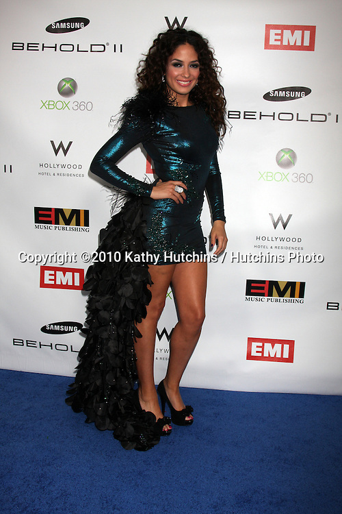 Lolene.arriving at the EMI Post Grammy Party 2010.W Hotel Hollwood.Los Angeles, CA.January 31, 2010.©2010 Kathy Hutchins / Hutchins Photo....