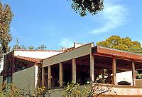 Rudolph Schindler: Van Koerber House, Torrance 1931.