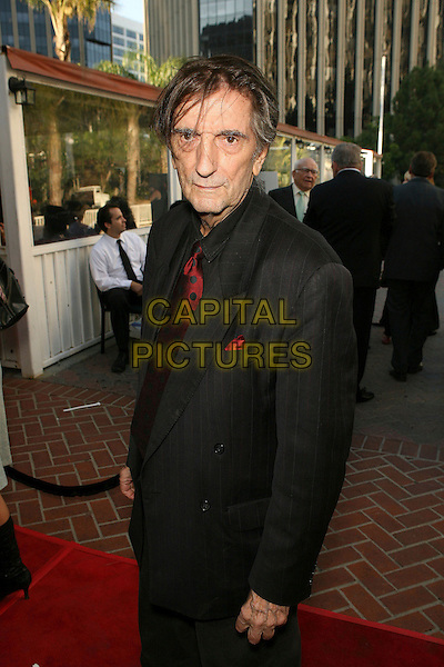 HARRY DEAN STANTON.Red Buttons: A Celebration of Life and Laughter - Arrivals held at the Century Club, Century City, California, USA..August 7th, 2006.Photo: Zach Lipp/AdMedia/Capital Pictures.Ref: ADM/ZL.half length black suit jacket.www.capitalpictures.com.sales@capitalpictures.com.©Zach Lipp/AdMedia/Capital Pictures.