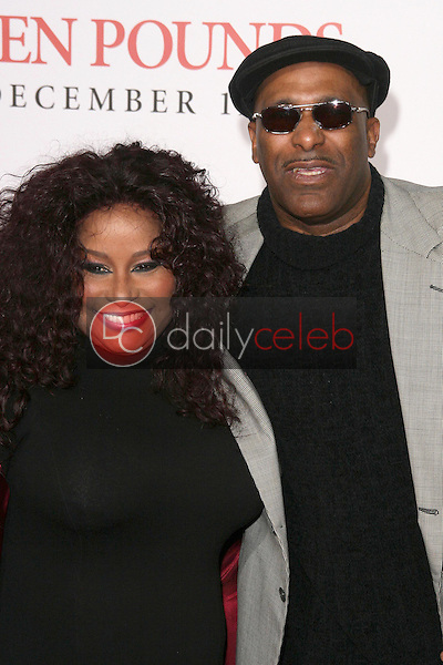 Chaka Khan and husband Doug <br /> at the Los Angeles Premiere of 'Seven Pounds'. Mann Village Theatre, Westwood, CA. 12-16-08<br /> Dave Edwards/DailyCeleb.com 818-249-4998