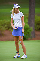 Anna Nordqvist (SWE) attempts to slow her putt on 10 during round 1 of the U.S. Women's Open Championship, Shoal Creek Country Club, at Birmingham, Alabama, USA. 5/31/2018.<br /> Picture: Golffile   Ken Murray<br /> <br /> All photo usage must carry mandatory copyright credit (© Golffile   Ken Murray)