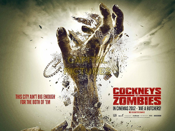 BRITISH POSTER ART<br /> in Cockneys vs Zombies (2012) <br /> *Filmstill - Editorial Use Only*<br /> CAP/FB<br /> Image supplied by Capital Pictures