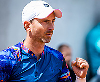 Paris, France, 28 May, 2019, Tennis, French Open, Roland Garros, Men's doubles: Matwe Middelkoop (NED) <br /> Photo: Henk Koster/tennisimages.com