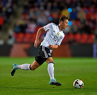 01.09.2017, Football WM-Qualifikation, 7. match day, Tschechien - Germany, in Prag, stadium Eden. Mesut OEzil (Germany) . *** Local Caption *** +++ NED + SUI out +++<br /> Contact: +49-40-22 63 02 60 , info@pixathlon.de