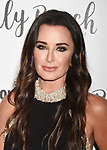 CULVER CITY, CA - OCTOBER 21: TV personality/actress Kyle Richards attends the Dorit Kemsley Hosts Preview Event For Beverly Beach By Dorit at the Trunk Club on October 21, 2017 in Culver City, California.