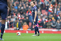 Mark Noble of West Ham United during Arsenal vs West Ham United, Premier League Football at the Emirates Stadium on 7th March 2020