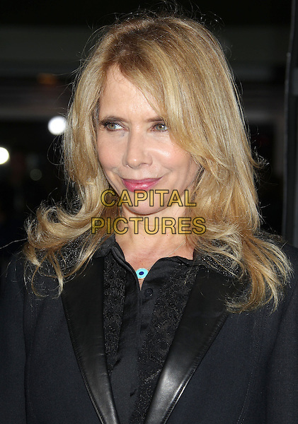 24 February 2014 - Westwood, California - Rosanna Arquette. &quot;Non-Stop&quot; Los Angeles Premiere held at the Regency Village Theatre. <br /> CAP/ADM/RE<br /> &copy;Russ Elliot/AdMedia/Capital Pictures